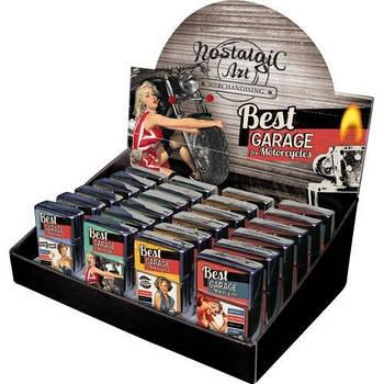 Набор зажигалок Nostalgic-Art Best Garage Set (80268)