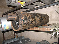 Глушитель МАЗ-500;504;509 с фланцем