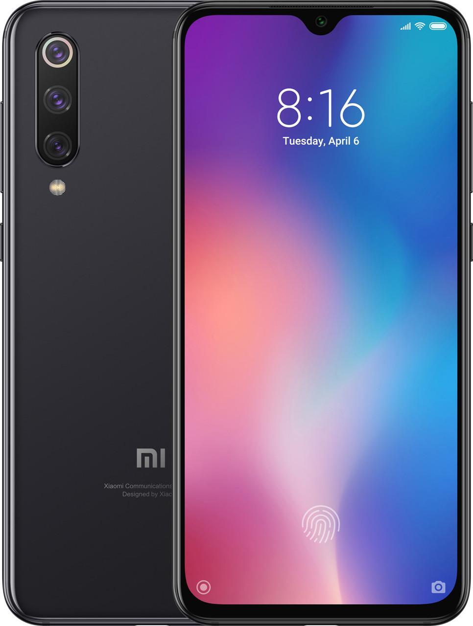 Мобильный телефон Xiaomi Mi 9 SE 6/64GB Piano Black (Global)