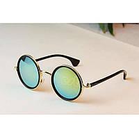 Уникальные солнцезащитные очки круглые