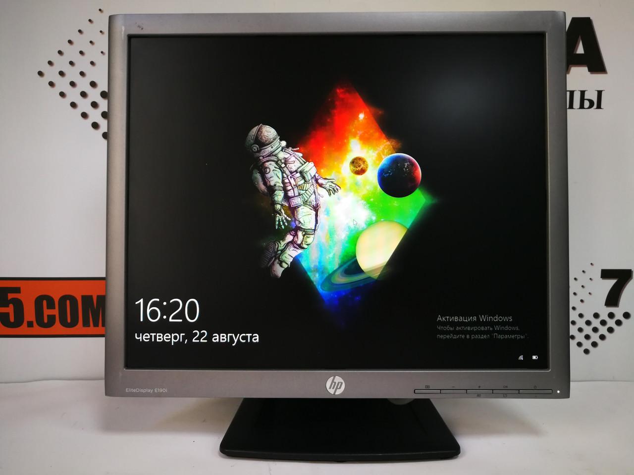 """Монитор 19"""" HP e190i WLED IPS (1280x1024)"""
