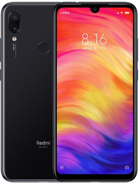 Мобильный телефон Xiaomi Redmi Note 7 4/64GB Black (Global)