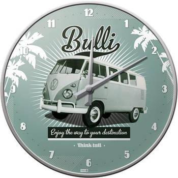 Настенные часы Nostalgic-art VW Retro Bulli (51057)