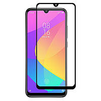 Защитное стекло 10D (full glue) (без упаковки) для Xiaomi Mi A3 (CC9e)