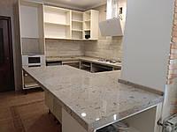 Столешница на кухню из искусственного камня АВАНТ 9010