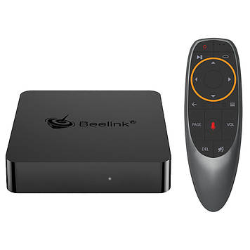 Смарт ТВ приставка Beelink GT1 Mini Voice Remote
