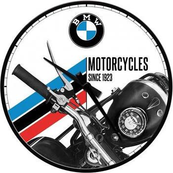 Настенные часы Nostalgic-art BMW - Motorcycles Sinse 1923 (51067)