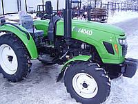 Трактор DW 404DR, (24 л.с., 4х4, 4 цил., ГУР, КПП реверс), фото 1