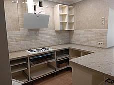 Стільниця на кухні з штучного каменю АВАНТ 9010, фото 3
