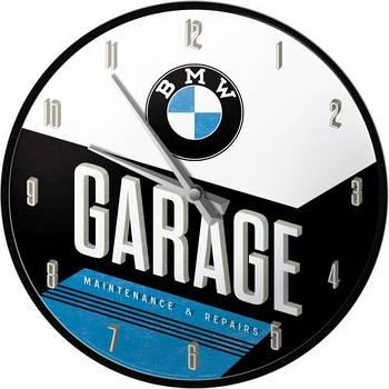 Настенные часы Nostalgic-art BMW - Garage (51077)