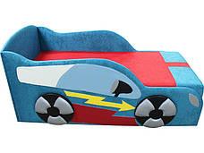 Детский диванчик Машинка, фото 3