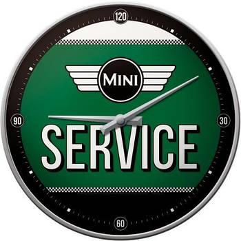 Настенные часы Nostalgic-art Mini - Service Green (51078)