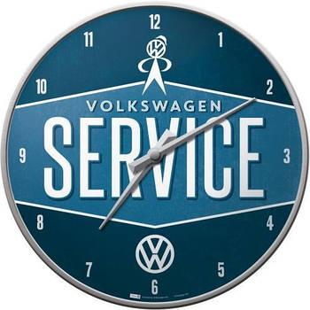 Настенные часы Nostalgic-art VW Service (51079)