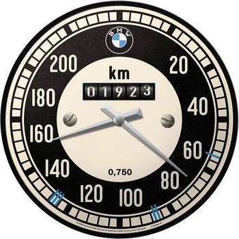 Настенные часы Nostalgic-art BMW - Tachometer (51080)