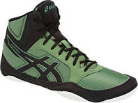 БОРЦОВКИ ASICS SNAPDOWN 2 CEDAR GREEN/BLACK J703Y, фото 1