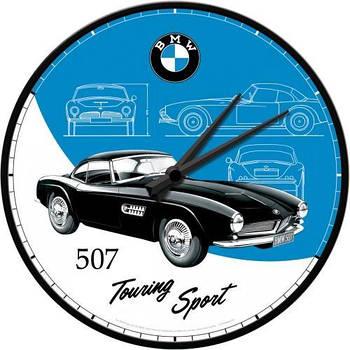Настенные часы Nostalgic-art BMW - Classics 507 (51081)