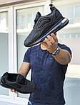 Мужские кроссовки Nike Air Max 720 (серые), фото 3