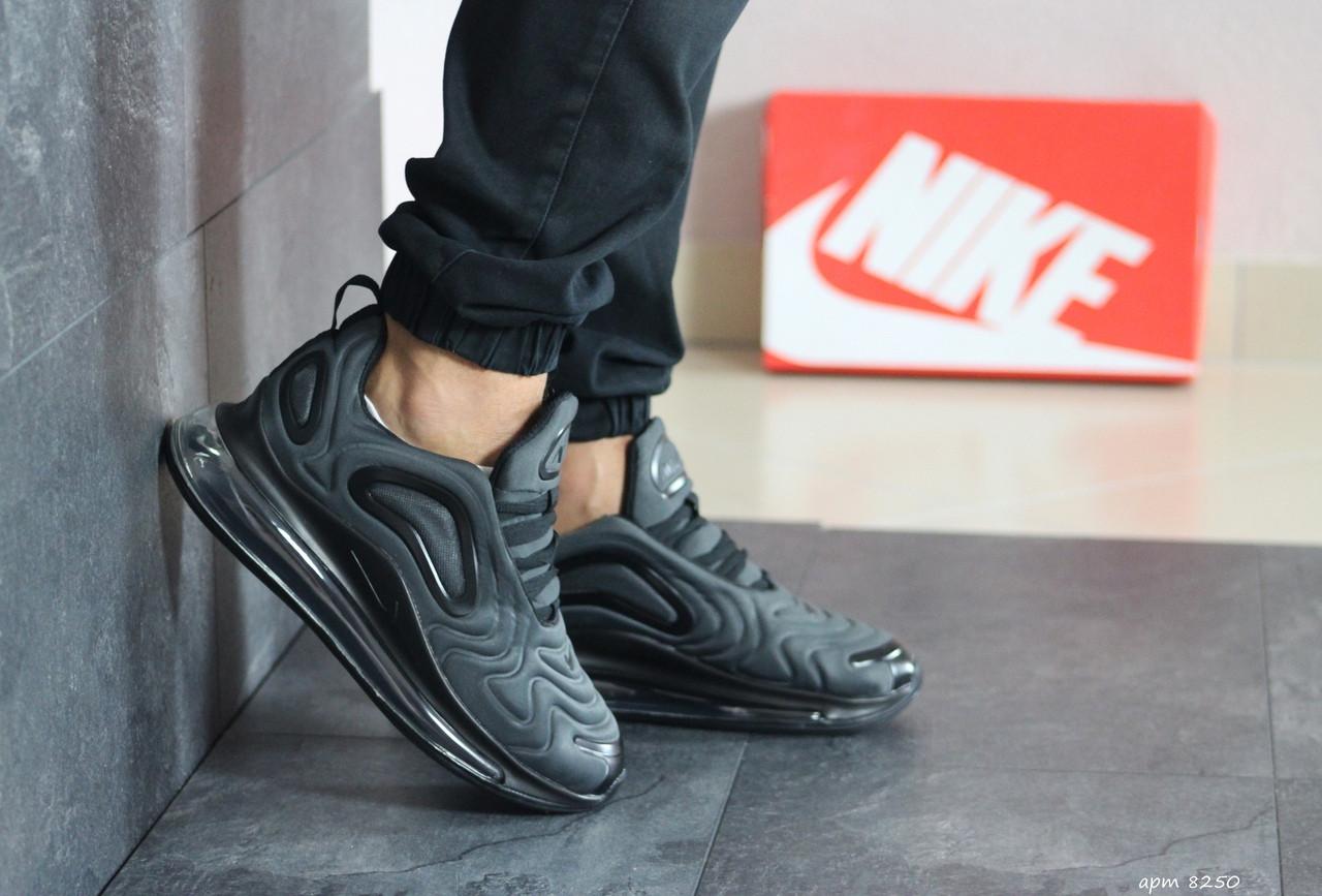 Мужские кроссовки Nike Air Max 720 (серые)