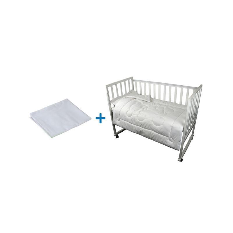 Набор: Одеяло хлопковое + пододеяльник