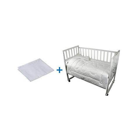 Набор: Одеяло хлопковое + пододеяльник, фото 2