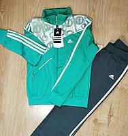 Спортивный женский костюм, Adidas,Реплика (замеры в описании)
