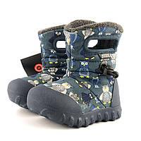 Зимние водонепринацаемые сапожки BOGS (США) р 20. зимняя детская обувь