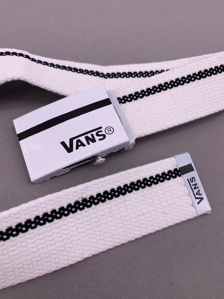 """Ремень Vans """"Белый\Черный"""""""