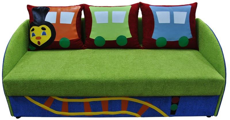 Детский диванчик Мультик