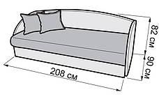 Детский диванчик Мультик, фото 2