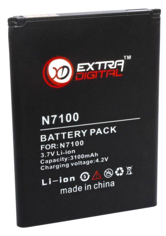 Аккумулятор Samsung N7100 Galaxy Note 2 / EB595675LU / BMS6317 (3100 mAh) ExtraDigital