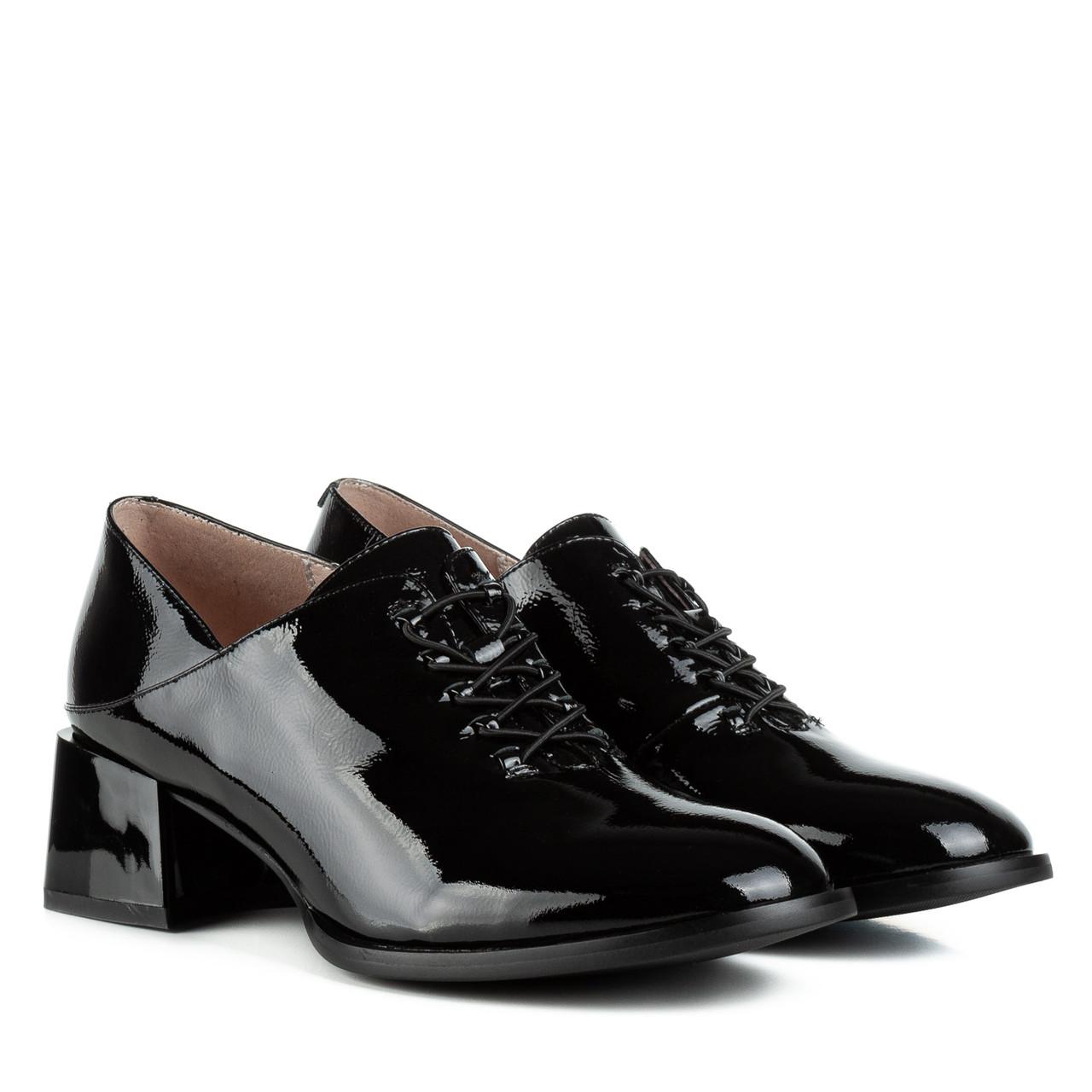 Туфли женские BARBORRYLIA(стильные, удобные, из натуральной кожи)