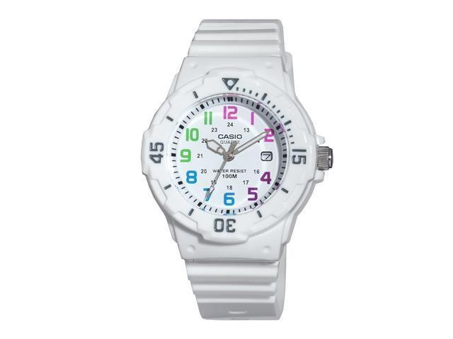 Часы Casio Original Women's LRW200H-7BVCF белые