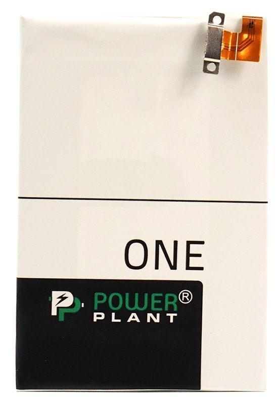 Аккумулятор HTC One M7 801e / BN07100 / SM140039 (1150 mAh) PowerPlant