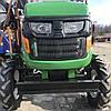 Мототрактор Dw 160lxl (зеленый)