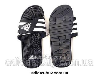 Тапки шлёпанцы массажные adidas Adissage 078261 мужские оригинал цвет:синий