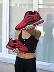 Женские кроссовки Nike Air Max 720 (красные), фото 3