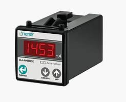 Амперметр DC для измерения постоянного тока электронный цена 48х48