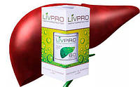 LivPro (ЛивПро) - капсулы для восстановления и очищения печени, фото 1