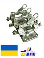 Разъединитель РЕ19-35-311600 250А трехполюсный переднего присоединения с рычагом для оперирования штангой