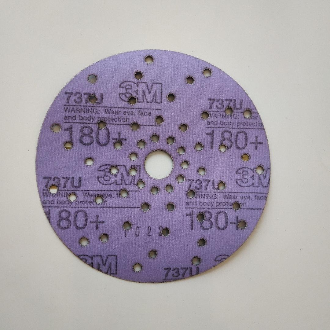 Абразивный диск 3M Cubitron Hookit Purple+ P180