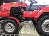 Новый мототрактор Dw 160lxl (красный)