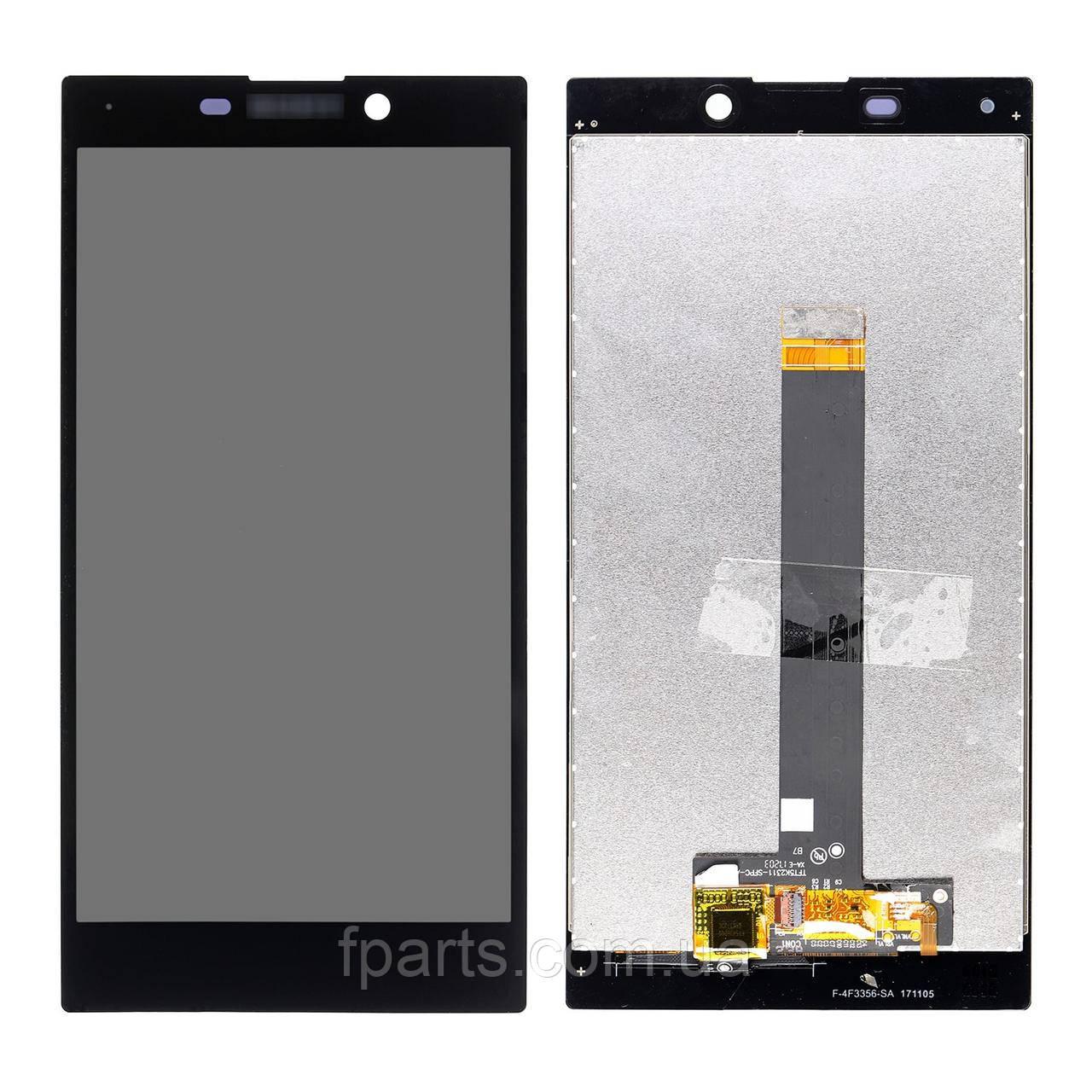 Дисплей для Sony Xperia L2 H4311 с тачскрином (Black)
