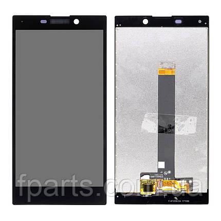 Дисплей для Sony Xperia L2 H4311 с тачскрином (Black), фото 2