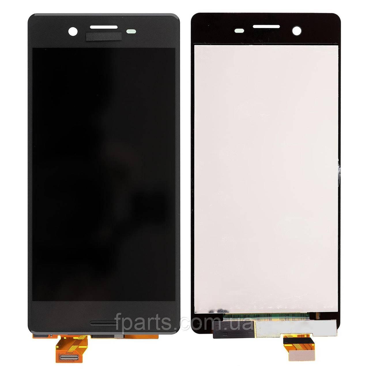 Дисплей Sony Xperia X Dual F5121, F5122, Xperia X Performance F8131, F8132 з тачскріном (Black)