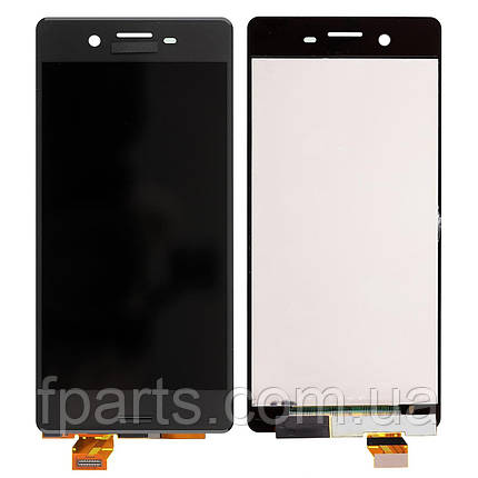 Дисплей Sony Xperia X Dual F5121, F5122, Xperia X Performance F8131, F8132 з тачскріном (Black), фото 2