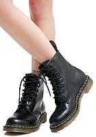 Женские зимние ботинки без меха Dr.Martens
