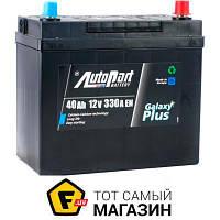 Автомобильный аккумулятор Autopart Euro Japan 40Ач 12В (ARL040-J00)