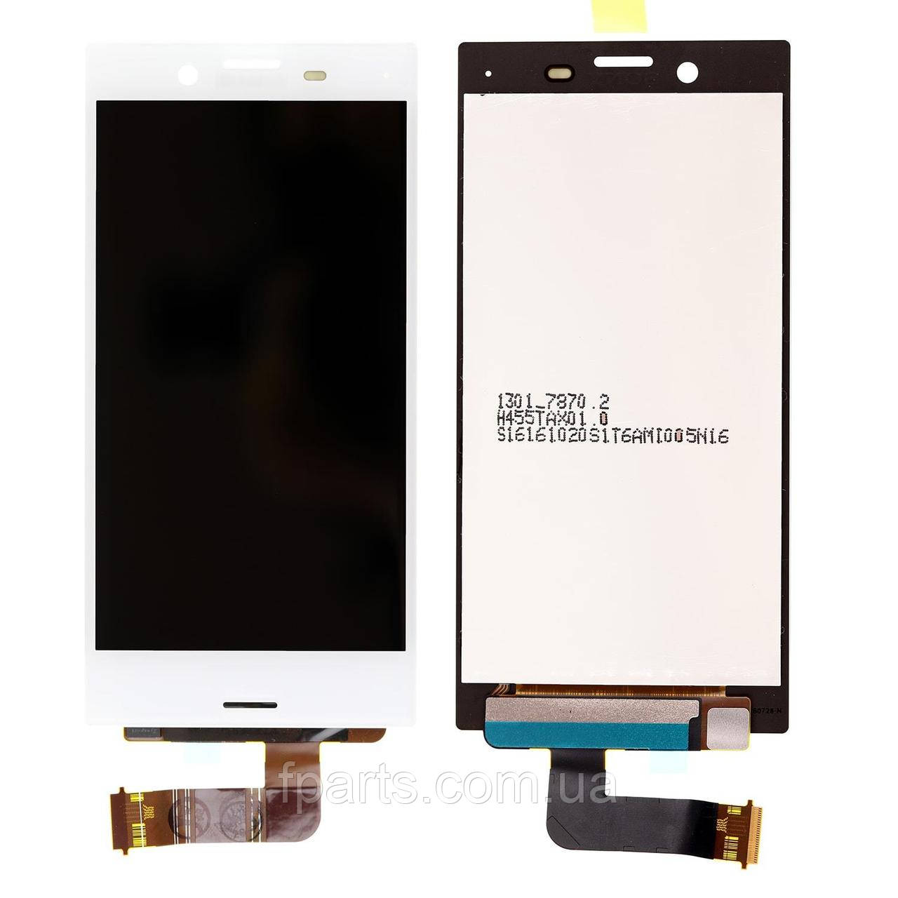 Дисплей для Sony Xperia X Compact F5321 с тачскрином (White)