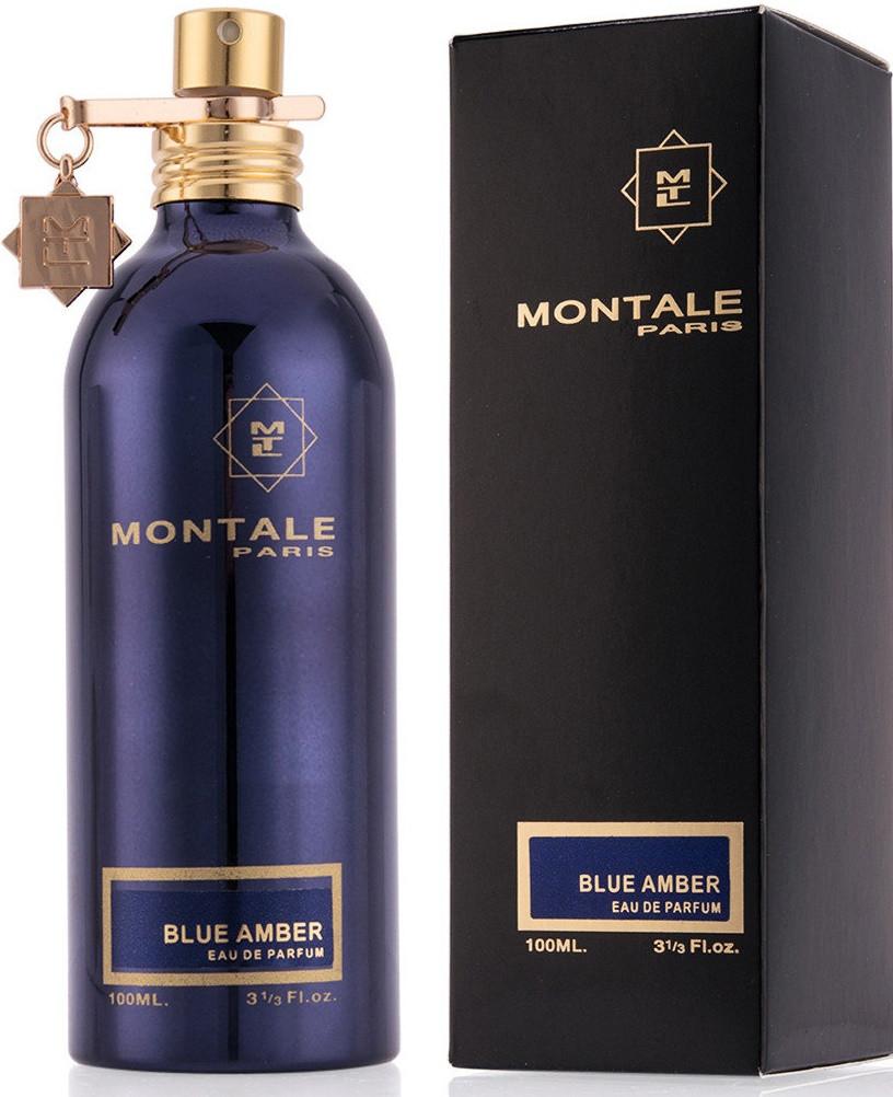 Ліцензія парфюмированная вода Montale Blue Amber (унісекс) 100 мл