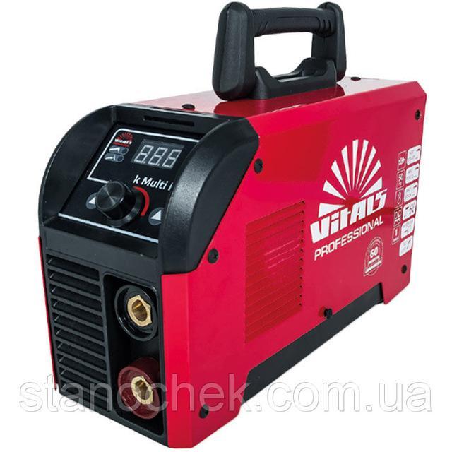 Сварочный аппарат Vitals Professional A 1600 K Multi Pro